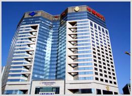 金融街洲际酒店